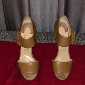 💯AUTHENTIC CHRISTIAN LOUBOUTIN SHOES‼️